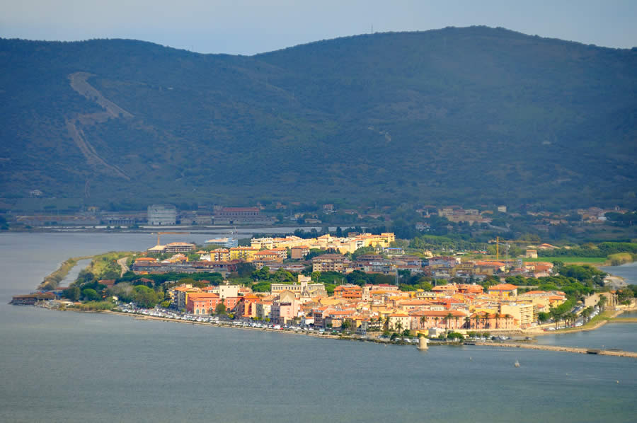 Visitare Orbetello