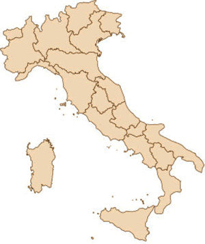 Veneto Regione Cartina.Mappa Della Regione Veneto Il Veneto