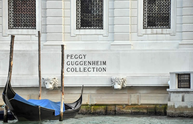 Peggy Guggenheim collection a Venezia